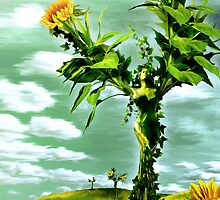 Flora by Donovan DeBoer