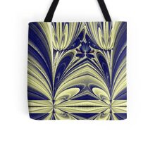 """""""Butterfly in the Tulips"""" Tote Bag"""