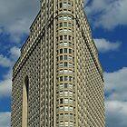 Toronto's Flatiron by TeaCee