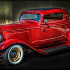 A Classic - 1932 Ford Coupe by Saija  Lehtonen