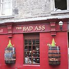 Bad Ass Pub, Edinburgh by anaisnais