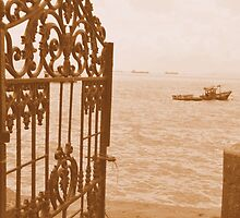 The Gate of India by Shubd
