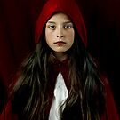 Bianca as Little Red Riding Hood  by Jacqueline  Roberts