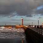 Whitby Rainbow by LydiaBlonde