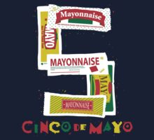 Cinco de Mayo  by DetourShirts