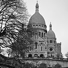 Sacre Coeur, Paris by Tiffany Dryburgh