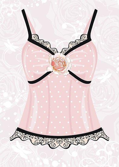 lingerie  by torishaa