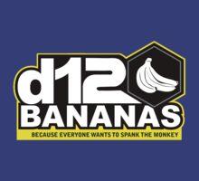 d12 Bannanas by wesleykhall