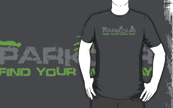 Parkour - Find your own way by Teevolution