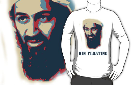 Bin Floating! by JihadAbouGeorgi