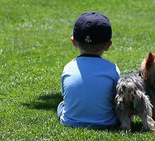 Boy's Best Friend by SkoyaMoore