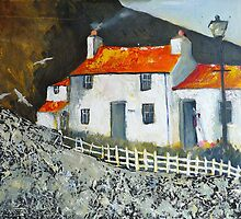 Mizpah Cottage, Staithes by Sue Nichol