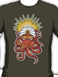 SwamiPuss - The Psychic Octopus T-Shirt