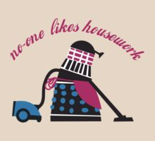 no-one likes housework by Matt Mawson