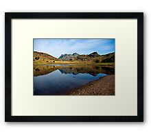 Blea Tarn - Lake District (May) Framed Print