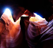 Upper Antelope Canyon by Kalpesh Patel