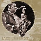 Jazz Legends by juniorshelver