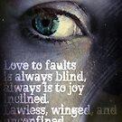 Love Is Blind by Hazel Dean