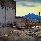 Pelekas, Corfu by Hazel Dean