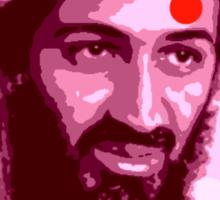 I'm a HO for Bin Laden! Sticker