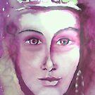 woman from Rhodope by kseniako