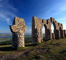 Fyrish monument by Grant Glendinning