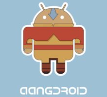 Aangdroid by Malc Foy