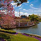 La ville de l'amour (The City of Love) .... Disney Style by Scott Smith