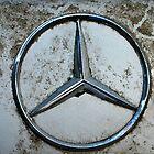 Mercedes Benz III by Jenny Webber