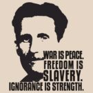 George Orwell 1984 by Yago