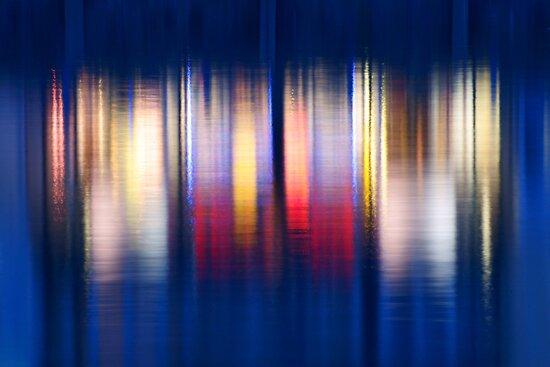 Rainbow Nitelite by phoenixpixx