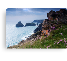 Kynance Cove, Cornwall,UK Canvas Print