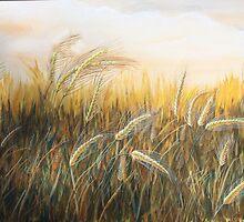 Fields of Gold by Annie Lovelass