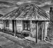 Beyers Cottage- Hill End by Sarah Donoghue