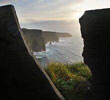 The Cliffs of Moher by liamcarroll