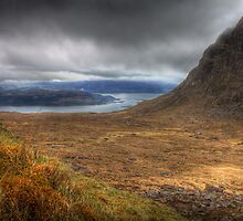 Bealach na Ba  by Paul  Gibb