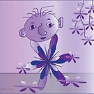 Purple..... by IrisGelbart