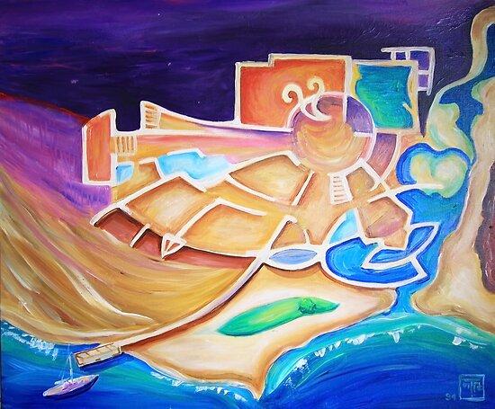 Sea House by terezadelpilar~ art & architecture
