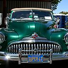 1947 Buick Eight Front View by RichardKlos