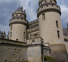 Chateau de Pierrefonds by Bethan  Williams