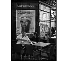 """""""Ben Laden"""" Photographic Print"""