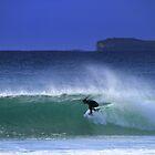 Tyler Wright - Culburra Beach by Noel Elliot