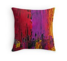 Moving Forward into 2011-For My Mother Throw Pillow