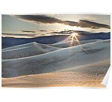 Panamint Dunes Poster