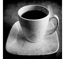 diner cup Photographic Print