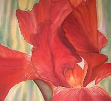 Red by Husna Rafath