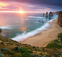 """The Great Australian Coastline"" by Jason Asher by Jason Asher"