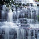 Waterfall Silk at Katoomba Cascades by Michael John