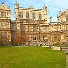 Wollaton Hall (Nottinghamshire) by Ray Clarke