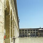 Ummyadd Mosque, Damascus by embrumby